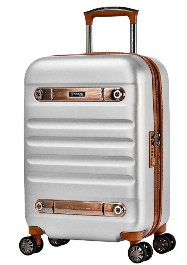 valise cabine rigide au style vintage